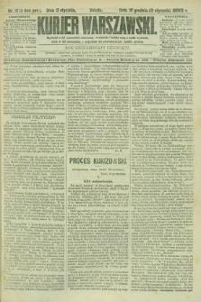 Kurjer Warszawski. R.69, nr 12 (12 stycznia 1889)