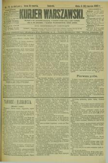 Kurjer Warszawski. R.69, nr 75 (16 marca 1889)