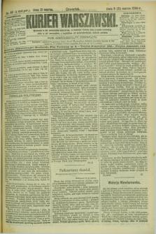Kurjer Warszawski. R.69, nr 80 (21 marca 1889)