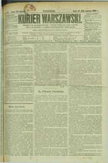 Kurjer Warszawski. R.69, nr 84 (25 marca 1889)