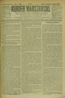 Kurjer Warszawski. R.69, nr 119 (1 maja 1889)
