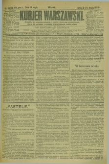 Kurjer Warszawski. R.69, nr 132 (14 maja 1889)