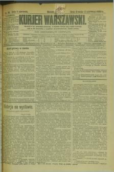 Kurjer Warszawski. R.69, nr 151 (2 czerwca 1889)