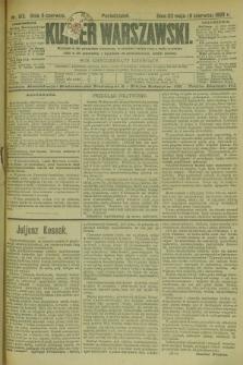 Kurjer Warszawski. R.69, nr 152 (3 czerwca 1889)