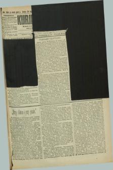 Kurjer Warszawski. R.69, nr 198 (20 lipca 1889)