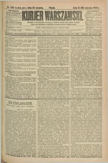 Kurjer Warszawski. R.69, nr 239 (30 sierpnia 1889)