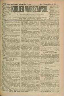 Kurjer Warszawski. R.69, nr 286 (16 października 1889)