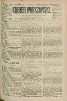 Kurjer Warszawski. R.69, nr 310 (9 listopada 1889)