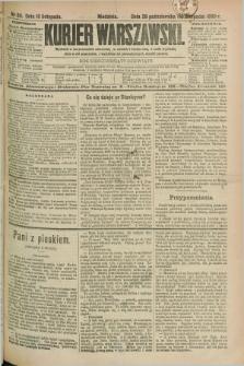 Kurjer Warszawski. R.69, nr 311 (10 listopada 1889)