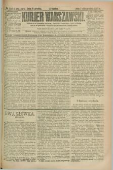 Kurjer Warszawski. R.69, nr 350 (19 grudnia 1889)
