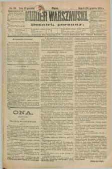 Kurjer Warszawski : dodatek poranny. R.69, nr 351 (20 grudnia 1889)