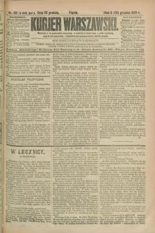 Kurjer Warszawski. R.69, nr 351 (20 grudnia 1889)