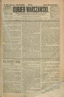 Kurjer Warszawski. R.69, nr 360 (31 grudnia 1889)