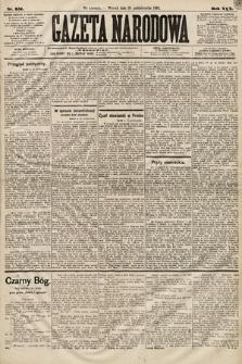Gazeta Narodowa. 1891, nr251