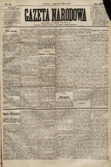 Gazeta Narodowa. 1894, nr49