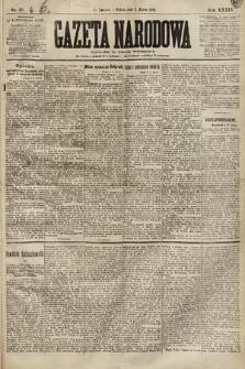 Gazeta Narodowa. 1894, nr50
