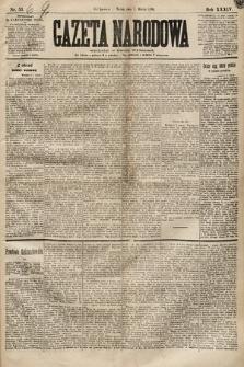 Gazeta Narodowa. 1894, nr53