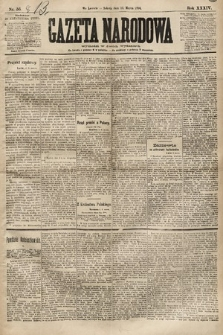 Gazeta Narodowa. 1894, nr56