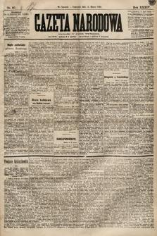 Gazeta Narodowa. 1894, nr60