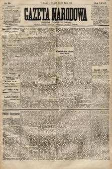 Gazeta Narodowa. 1894, nr66