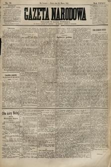 Gazeta Narodowa. 1894, nr70