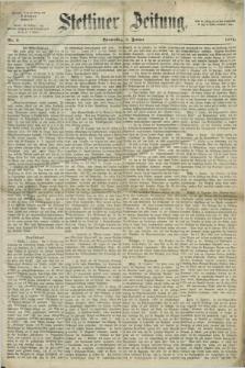 Stettiner Zeitung. 1872, Nr. 2 (4 Januar)