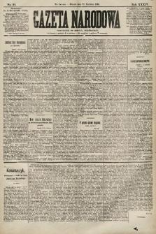 Gazeta Narodowa. 1894, nr93