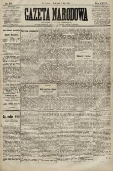 Gazeta Narodowa. 1894, nr100