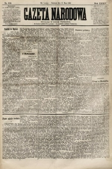 Gazeta Narodowa. 1894, nr119