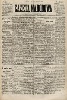 Gazeta Narodowa. 1894, nr124
