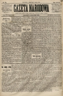 Gazeta Narodowa. 1894, nr129