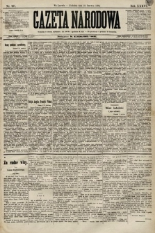 Gazeta Narodowa. 1894, nr131