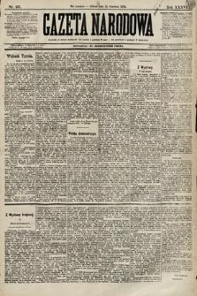 Gazeta Narodowa. 1894, nr137