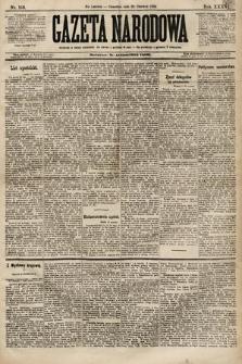 Gazeta Narodowa. 1894, nr149