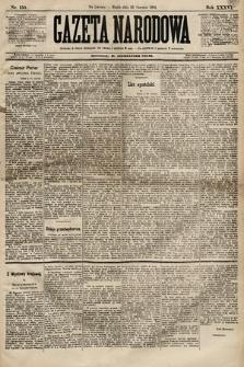 Gazeta Narodowa. 1894, nr150