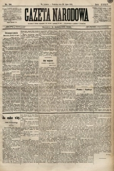 Gazeta Narodowa. 1894, nr180