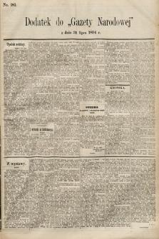 Gazeta Narodowa. 1894, nr181