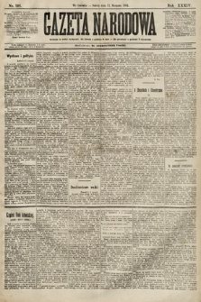 Gazeta Narodowa. 1894, nr193