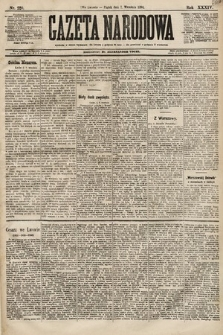 Gazeta Narodowa. 1894, nr220