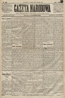 Gazeta Narodowa. 1894, nr222