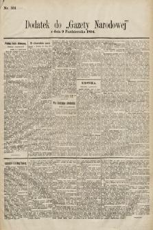 Gazeta Narodowa. 1894, nr251
