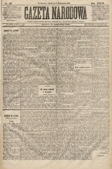 Gazeta Narodowa. 1894, nr260