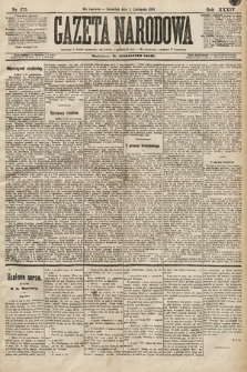 Gazeta Narodowa. 1894, nr275