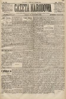 Gazeta Narodowa. 1894, nr276