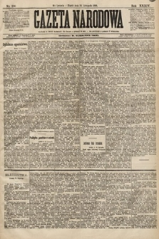 Gazeta Narodowa. 1894, nr290