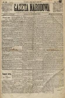 Gazeta Narodowa. 1894, nr332