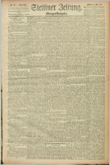 Stettiner Zeitung. 1889, Nr. 193 (1 Mai) - Morgen-Ausgabe