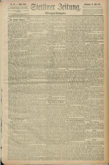 Stettiner Zeitung. 1889, Nr. 217 (25 Mai) - Morgen-Ausgabe
