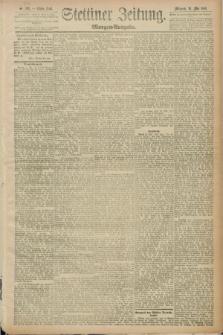 Stettiner Zeitung. 1889, Nr. 221 (29 Mai) - Morgen-Ausgabe