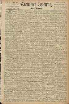 Stettiner Zeitung. 1889, Nr. 224 (1 Juni) - Abend-Ausgabe